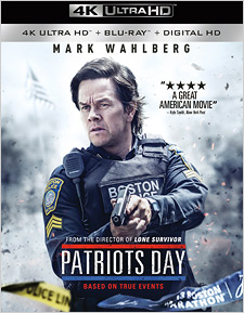 Patriots Day (4K Ultra HD Blu-ray)