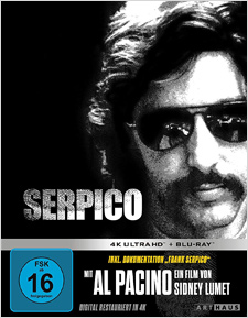 Serpico (German 4K Ultra HD)