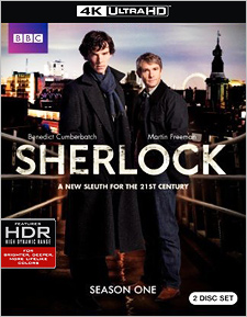 Sherlock: Season One (4K Ultra HD)