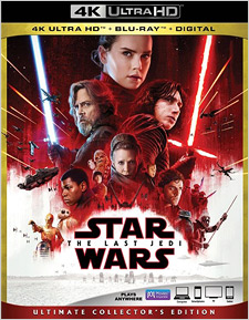 Star Wars: The Last Jedi (4K Ultra HD Blu-ray)