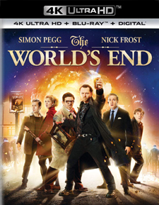 The World's End (4K UHD Disc)