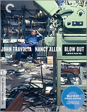 Blow Out (Criterion Blu-ray Disc)