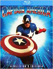 Captain America (Blu-ray Disc)