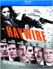 Haywire (Canadian Blu-ray Disc)