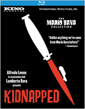 Kidnapped (Blu-ray Disc)