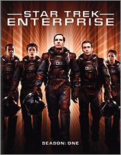 Star Trek: Enterprise - Season One (Blu-ray Disc)