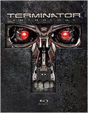 Terminator Anthology (Blu-ray Disc)