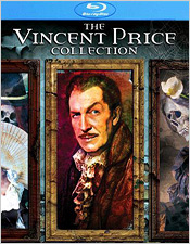 The Vincent Price Collection (Blu-ray Disc)