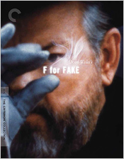 F for Fake (Criterion Blu-ray Disc)