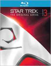 Star Trek: The Original Series - Season Three (Blu-ray Disc)