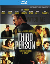 Third Person (Blu-ray Disc)