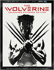 The Wolverine: Unleashed Extended Edition (Blu-ray Disc)