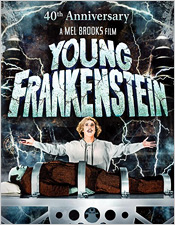 Young Frankenstein: 40th Anniversary (Blu-ray Disc)