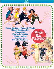 What's New Pussycat? (Blu-ray Disc)