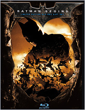 Batman Begins: Limited Edition Giftset (Blu-ray Disc)