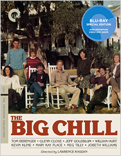 The Big Chill (Criterion Blu-ray Disc)