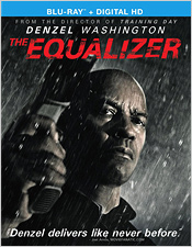 The Equalizer (Blu-ray Disc)