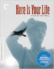 Here Is Your Life (Criterion Blu-ray Disc)