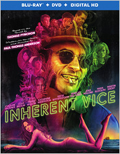 Inherent Vice (Blu-ray Disc)