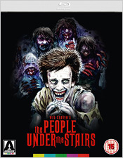 People Under the Stairs (Region B Blu-ray Disc)