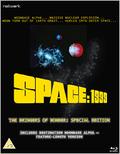 Space: 1999 - The Bringers of Wonder: Special Edition (REGION B - Blu-ray Disc)