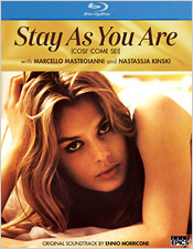 Stay As You Are (Blu-ray Disc)
