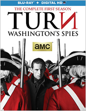 Turn: The Complete First Season (Blu-ray Disc)