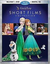 Walt Disney Animated Short Films Collection (Blu-ray Disc)