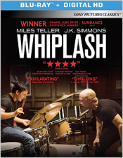 Whiplash (Blu-ray Disc)