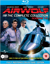 Airwolf: The Complete Series (Region B Blu-ray)