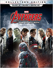 Avengers: Age of Ultron (Blu-ray 3D)