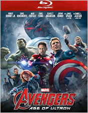 Marvel's Avengers: Age of Ultron (Blu-ray Disc)