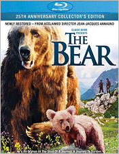 The Bear: 25th Anniversary Edition (Blu-ray Disc)