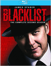 The Blacklist: Season Two (Blu-ray Disc)