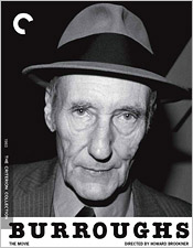 Burroughs: The Movie (Criterion Blu-ray Disc)