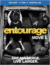 Entourage: The Movie (Blu-ray Disc)