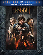 The Hobbit: The Battle of the Five Armies - Extended Edition (Blu-ray Disc)