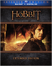 The Hobbit Trilogy - Extended Edition (Blu-ray Disc)