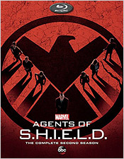 Agents of SHIELD: Season Two (Blu-ray Disc)