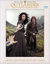 Outlander: Season One, Volume Two (Blu-ray Disc)