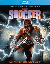 Wes Craven's Shocker (Blu-ray Disc)