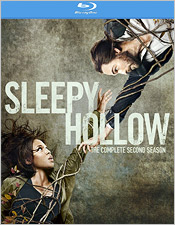 Sleepy Hollow: The Complete Second Season (Blu-ray Disc)