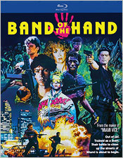 Band of the Hand (Blu-ray Disc)