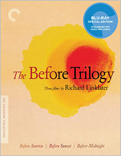 The Before Trilogy (Criterion Blu-ray Disc)