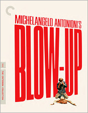 Blow-Up (Criterion Blu-ray Disc)