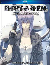 Ghost in the Shell: Stand Alone Crisis (Blu-ray Disc)