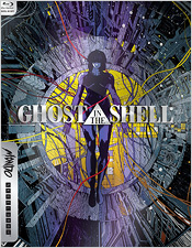 Ghost in the Shell (Steelbook Blu-ray Disc)