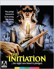 The Initiation (Blu-ray Disc)