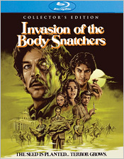 Invasion of the Body Snatchers: Collector's Edition (Blu-ray Disc)