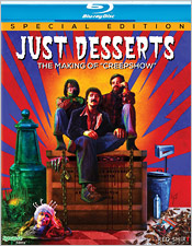 Just Desserts: The Making of Creepshow (Blu-ray Disc)